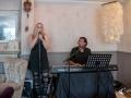 Im Café Hoffmanns im Sonnenhaus
