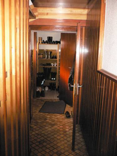 So sah der Raum bei unserer ersten Besichtigung aus.