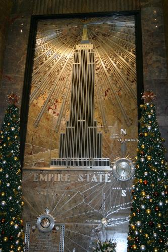 Eingangshalle Empire State Building