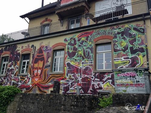 Jugendhaus Brugg.