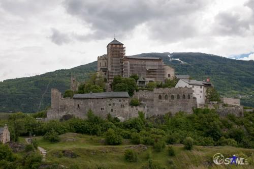 Schloss von Valere.