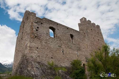 Schloss Tourbillon.