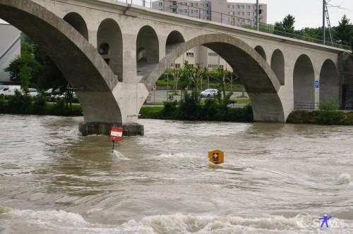 Hier benötigt man für die Post ein Boot.
