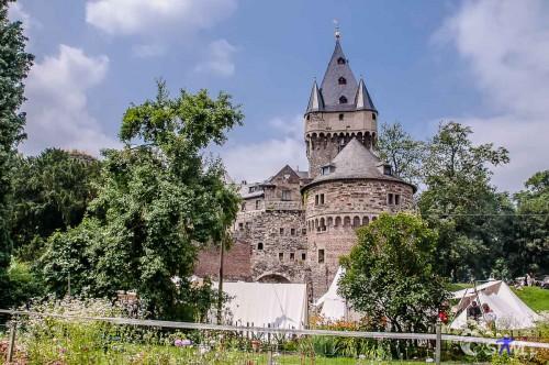 Schloss Hülchrath.