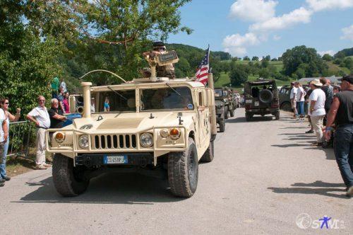 Hummer der U.S. Air Force.