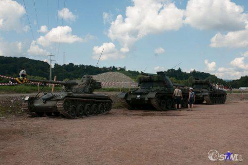 Kampfpanzer.
