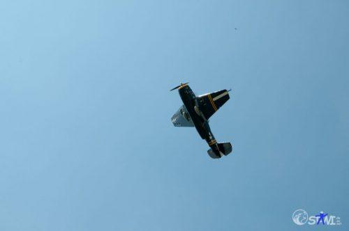 Eins von diversen Kampfflugzeugen.