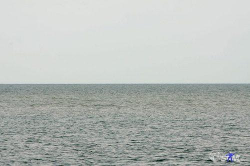 Den weiteren Blick über die Nordsee.