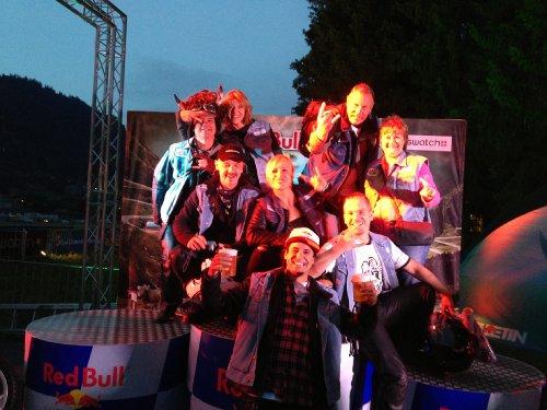 Die kompletten Swatch Alpen Gang 2013.