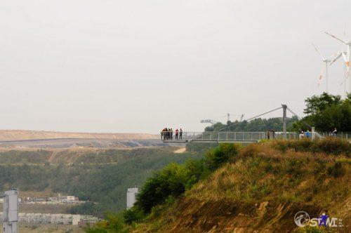 Aussichtsplattform Garzweiler.