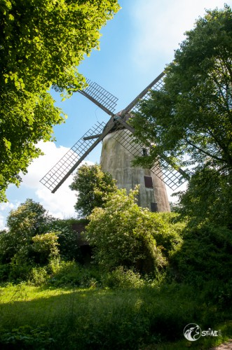 Windmühle bei Immerath.