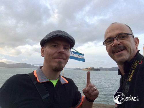 Alcatraz Island, haben wir nun schon mal gesehen.