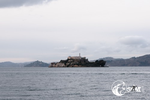 Okay, Alcatraz ein bisschen besser zu sehen.