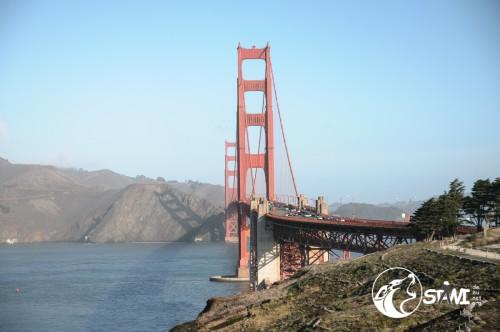 Unser erster genauer Blick auf die Bridge.