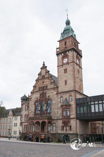Rathaus.