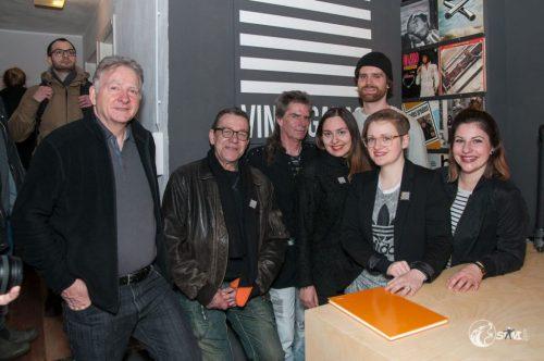 Team Vinyl Garage.