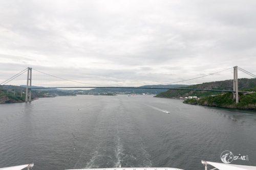 Tschüss Bergen.