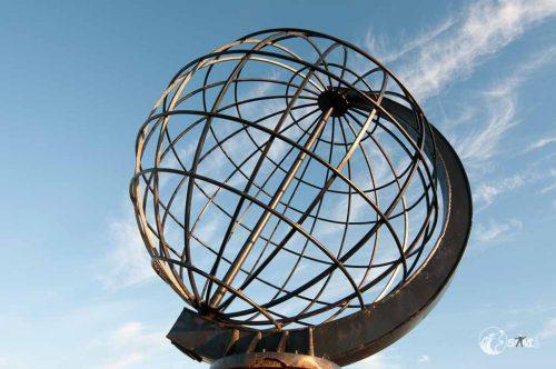 Der Globus.