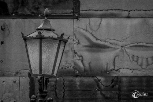Komposition Licht und Perspektive