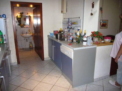 Ehemalige Küche und Bad
