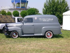 German Hot Rod & Kustom Car Reunion