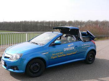 Sascha fährt Opel