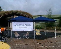 Scuderia-Miata in Sembach