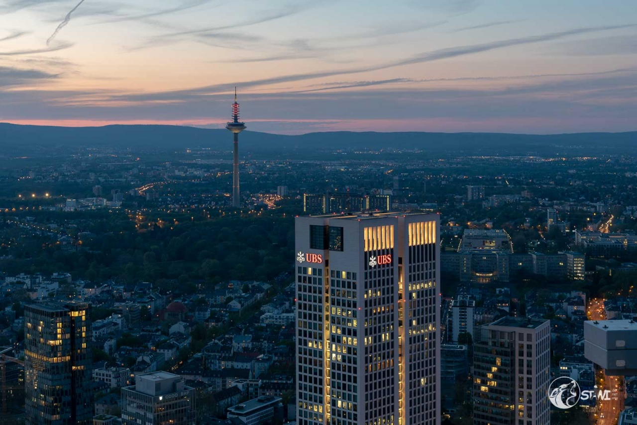 UBS und Ginnheimer Spargel