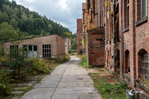 Alte Linoleumfabrik